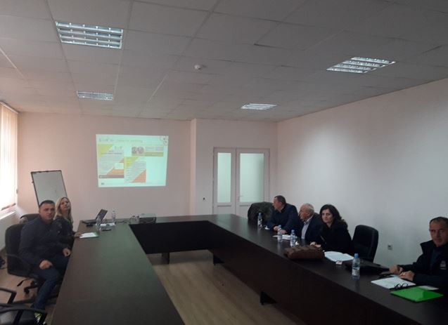 Brokerage events in Kosovo: a possibility to export SCOoPE I